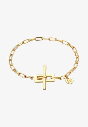 BASIC LOOK - Armband - gold