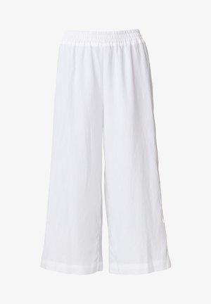 JOANNA   - Trousers - white