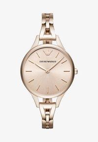 Emporio Armani - Watch - pastelrosé-coloured - 1