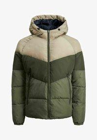 Jack & Jones - Winter jacket - chinchilla - 4