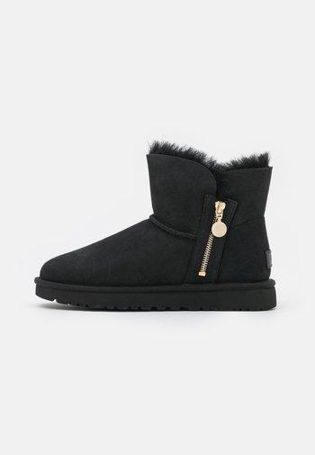BAILEY ZIP MINI - Winter boots - black