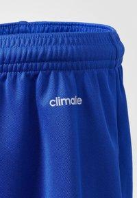 adidas Performance - PARMA 16 SHORTS - Sports shorts - blue - 5