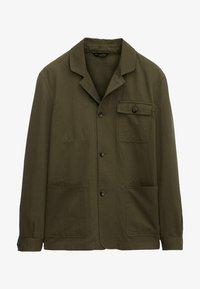 Massimo Dutti - Summer jacket - green - 0