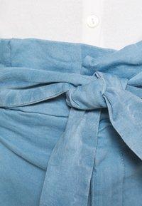 LTB - DORLA - Shorts - bonnie blue wash - 4