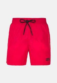 HUGO - HAITI - Swimming shorts - open red - 0