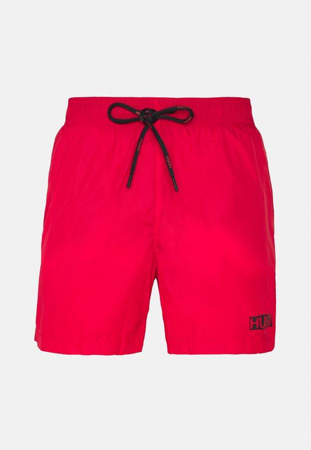 HAITI - Badeshorts - open red