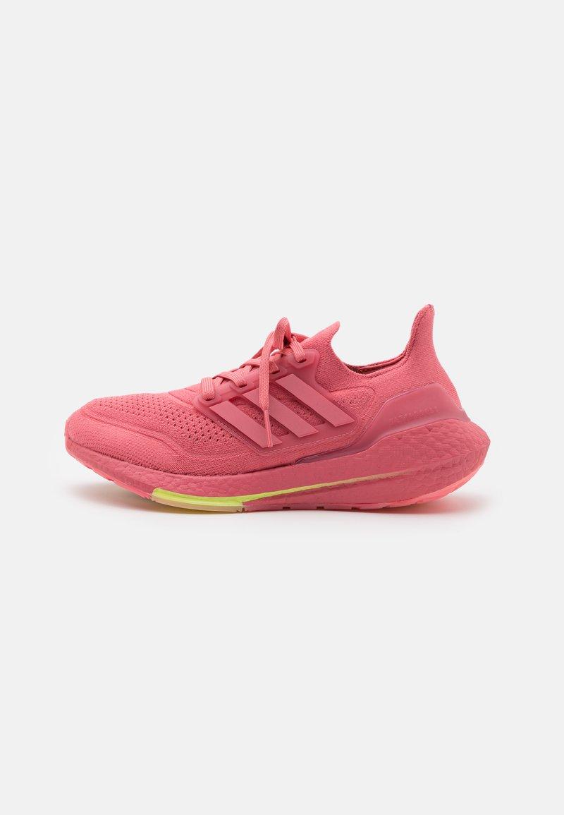 adidas Performance - ULTRABOOST 21 - Zapatillas de running neutras - hazy rose/ash pearl