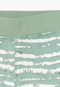 South Beach - GIRLS COLOR BLOCK - Collants - sage green - 3