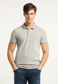 Petrol Industries - Polo shirt - light grey melee - 0