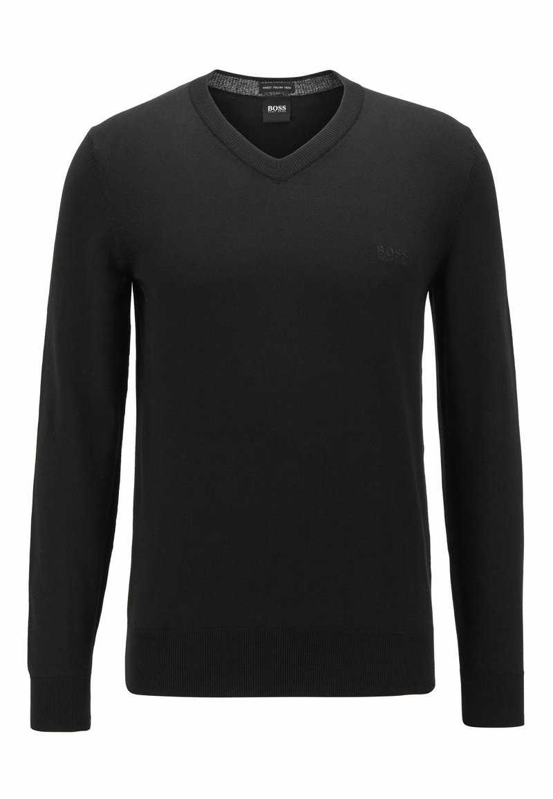 BOSS - PACELLO-L - Sweatshirt - dark blue