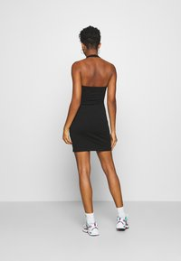 Even&Odd - Sukienka z dżerseju - black - 2