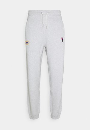 UBIQUITY UNISEX - Tracksuit bottoms - sport grey