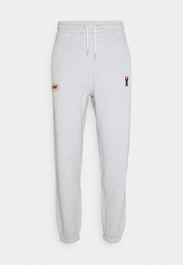 UBIQUITY UNISEX - Pantaloni sportivi - sport grey