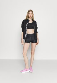Under Armour - ISO CHILL SHORTY - Collant - black - 1