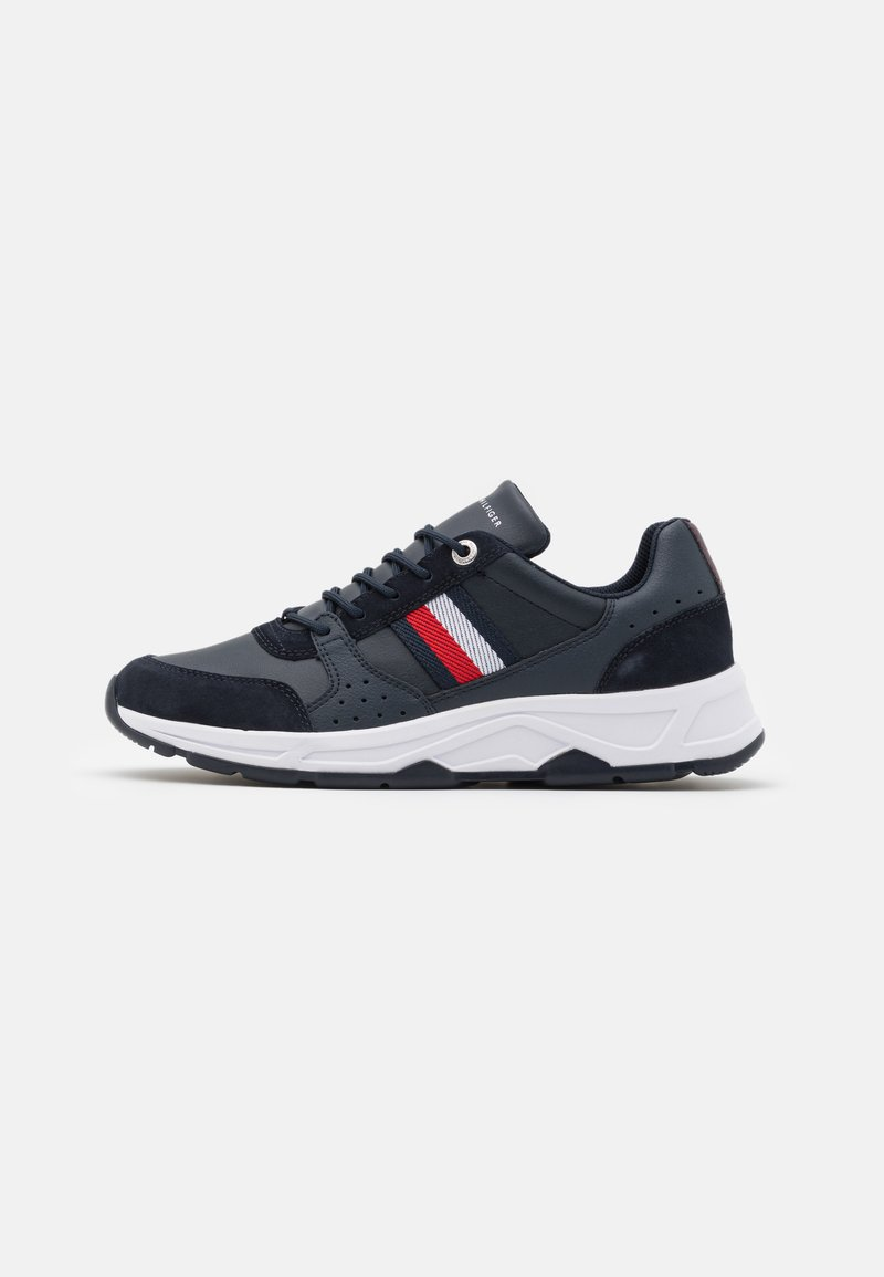 Tommy Hilfiger - FASHION RUNNER - Trainers - desert sky