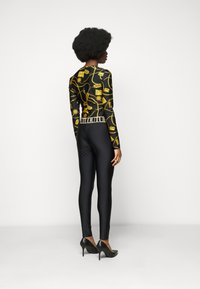 Versace Jeans Couture - Long sleeved top - black - 2