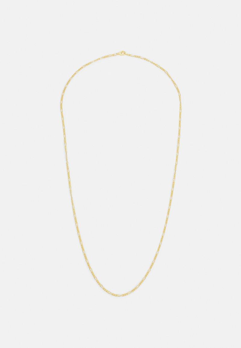 Miansai - FIGARO CHAIN NECKLACE UNISEX - Ketting - gold-coloured