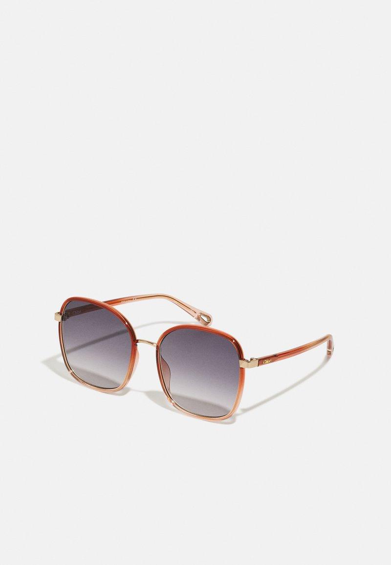Chloé - Sunglasses - orange/blue