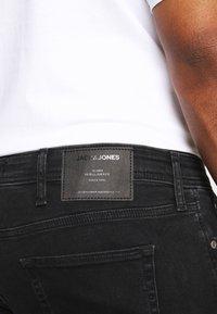 Jack & Jones - JJILIAM JJORIGINAL - Jeans Skinny Fit - black denim - 3