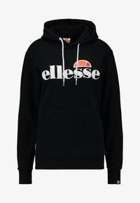 Ellesse - TORICES - Hoodie - black - 3