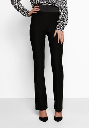 POWER - Pantalon classique - black