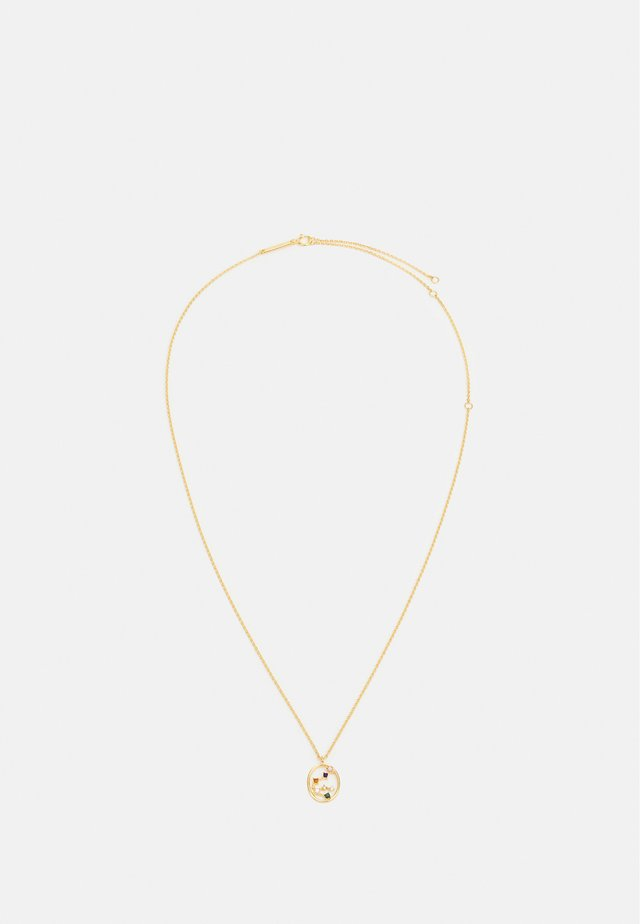 ZODIAC SIGN - Collar - gold-coloured