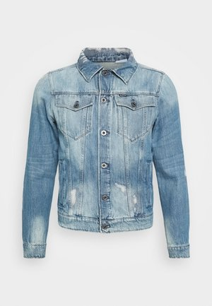 3301 SLIM TAPE RESTORED JKT - Jeansjacka - kir denim o - medium aged tape restored