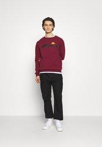 Ellesse - SUCCISO - Sweatshirt - burgundy - 1