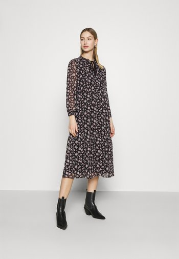 VMFILIA TIE CALF DRESS