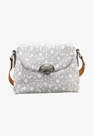 KLOSTERS EDITION ANNIE  - Across body bag - lightgrey