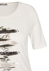 Rabe 1920 - Print T-shirt - wei㟠- 2