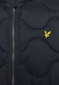 Lyle & Scott - WADDED GILET - Väst - dark navy - 6