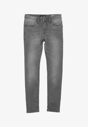 BURGO - Jeansy Slim Fit - grey used