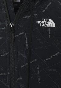 The North Face - TRAIN LOGO HYBRID INSULATED JACKET - Light jacket - black - 6