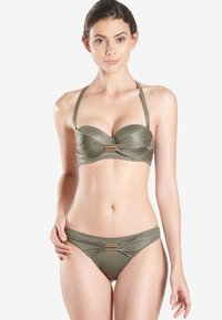 Aubade - DIVINE CLÉOPÂTRE - Bas de bikini - kaki - 1