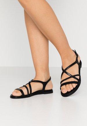 Sandály - black