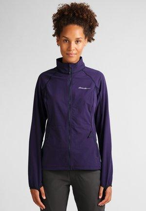 SANDSTONE - Soft shell jacket - purple