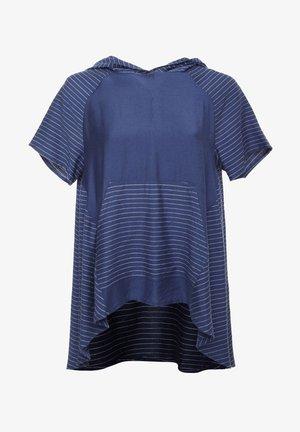 KIRA - Tunic - blau/weiß