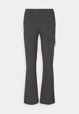 EXPLORATION PANT - Trousers - asphalt grey