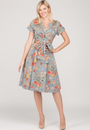 GABBY - Vestido informal - cell frowers