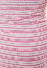 Bershka - Etuikleid - pink - 5