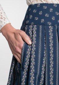 Spieth & Wensky - SCHATZ - A-line skirt - blau - 4