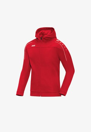 Training jacket - rotweiss