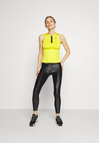 Craft - UNTMD SINGLET  - Top - yellow - 1
