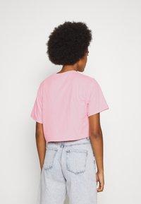Ellesse - ALBERTA - T-shirts print - light pink - 2