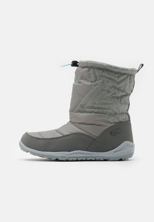 CESSY TEX UNISEX - Winter boots - grey/mint