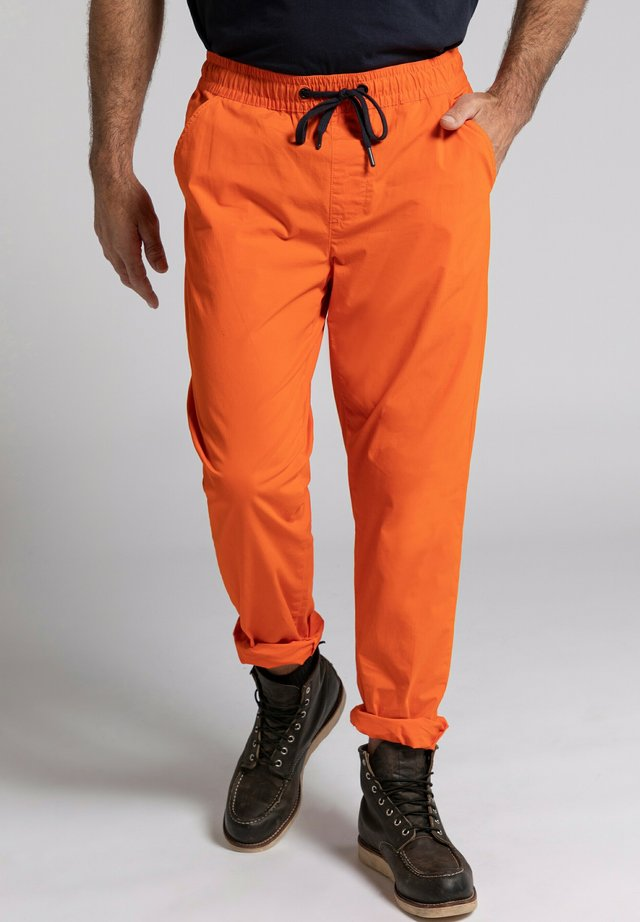 FLEXNAMIC - Kangashousut - orange