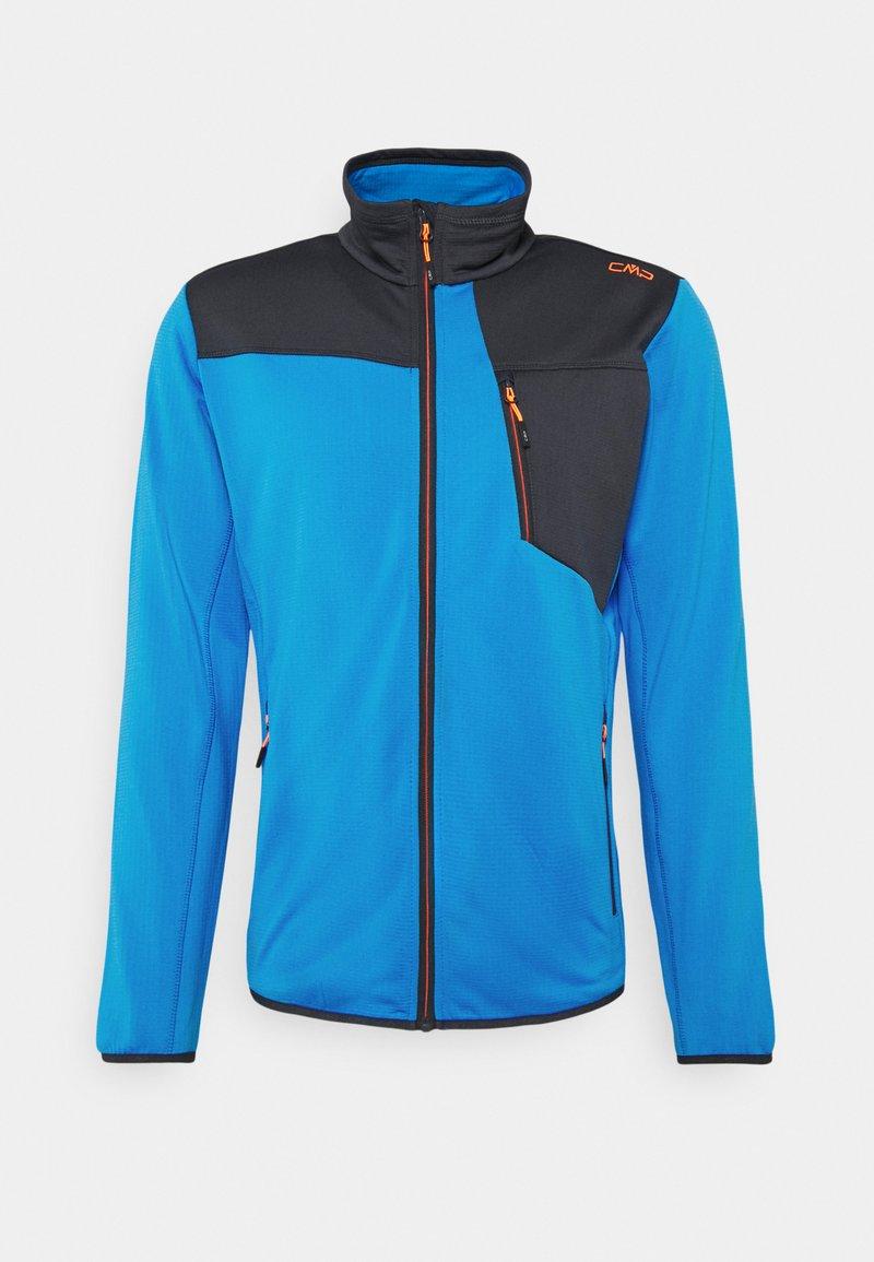 CMP - MAN JACKET - Fleece jacket - regata