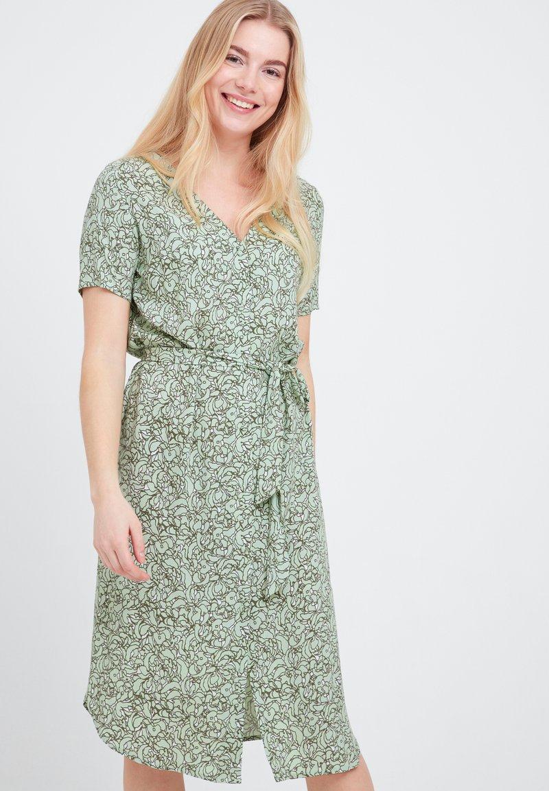 Fransa - Day dress - green