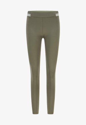 ERINA - Leggings - Trousers - dark green